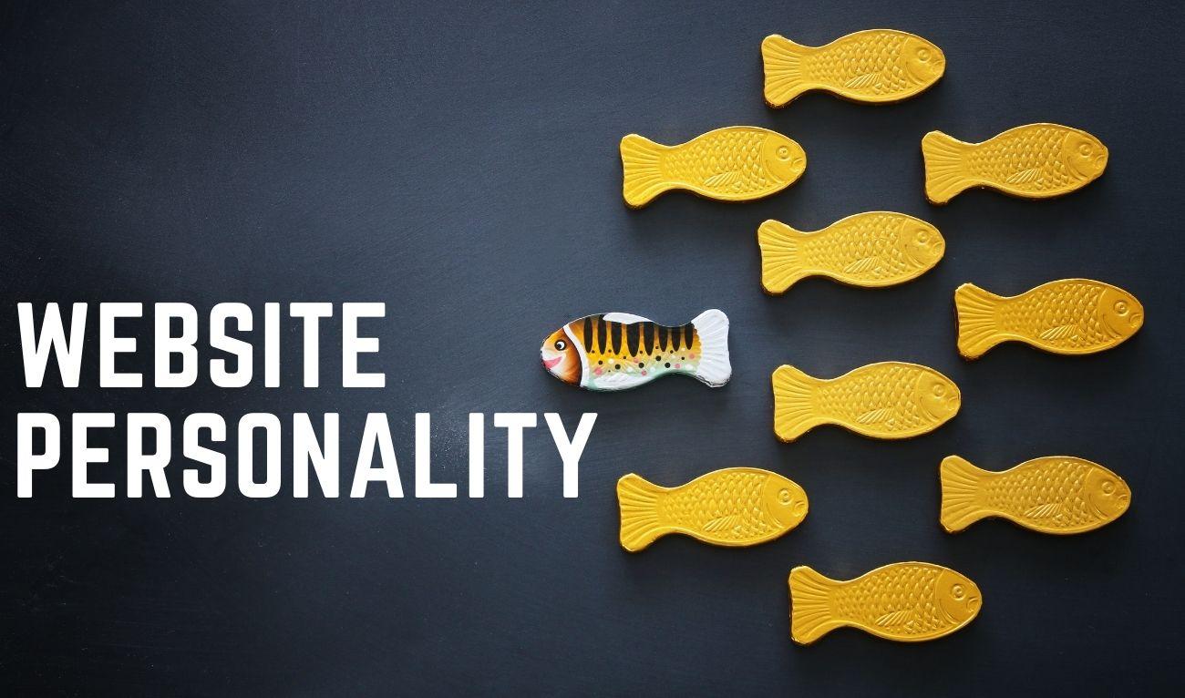 τι είναι η website personality